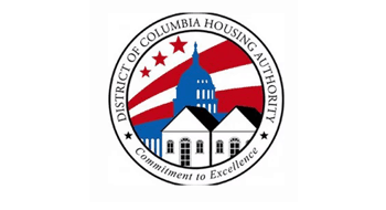 DC Housing Authority logo