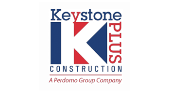 Keystone Plus Construction logo