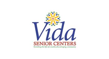 Vida Senior Centers logo