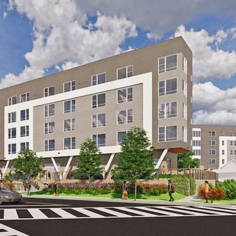 Senior Affordable Housing Project Breaks Ground In Southeast D.C.